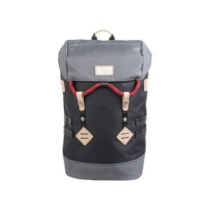Doughnut Colorado Black X Grey Backpack