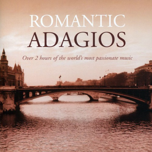 ROMANTIC ADAGIOS / VARIOUS