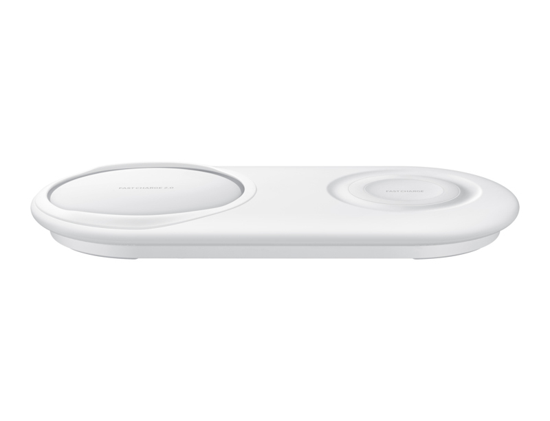 Samsung Wireless Charger Duo Pad White