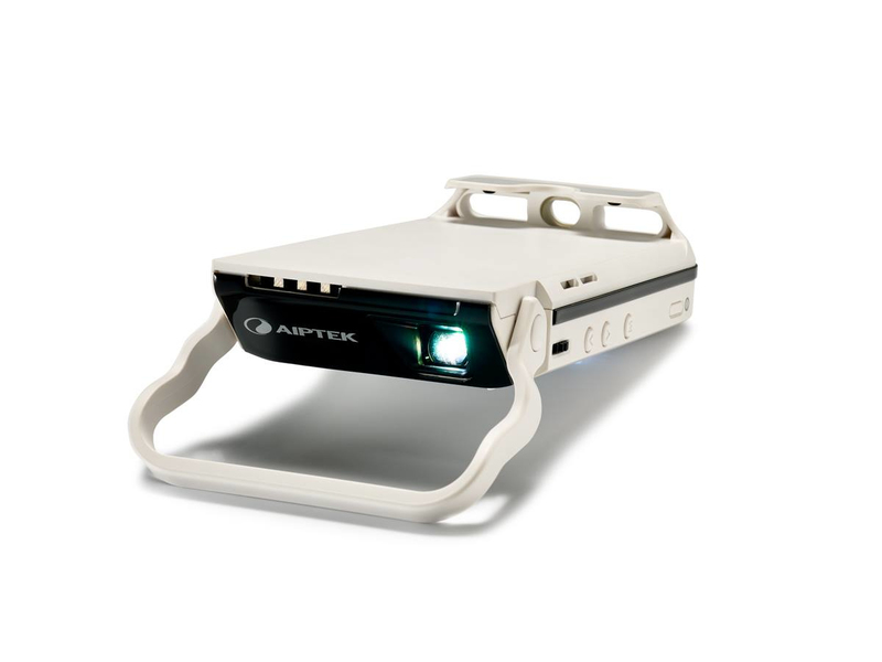 Aiptek i60 mobile cinema projector telemart for Iphone 6 projector price