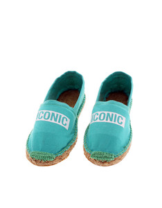 Acqua Iconic Water Green Women's Espadrillas