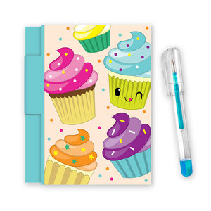 Scento Sketch & Sniff Note Pads Oh So Yummy Cupcake