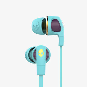Skullcandy Dime Robin/Sm Purple Mic1 Earphones