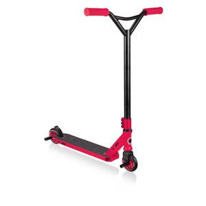 Globber Gs 360 Black Red Stunt Scooter