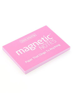 Magnetic Notes Pink S