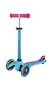 Micro Mini Deluxe Scooter Turquoise [2-5 Years]