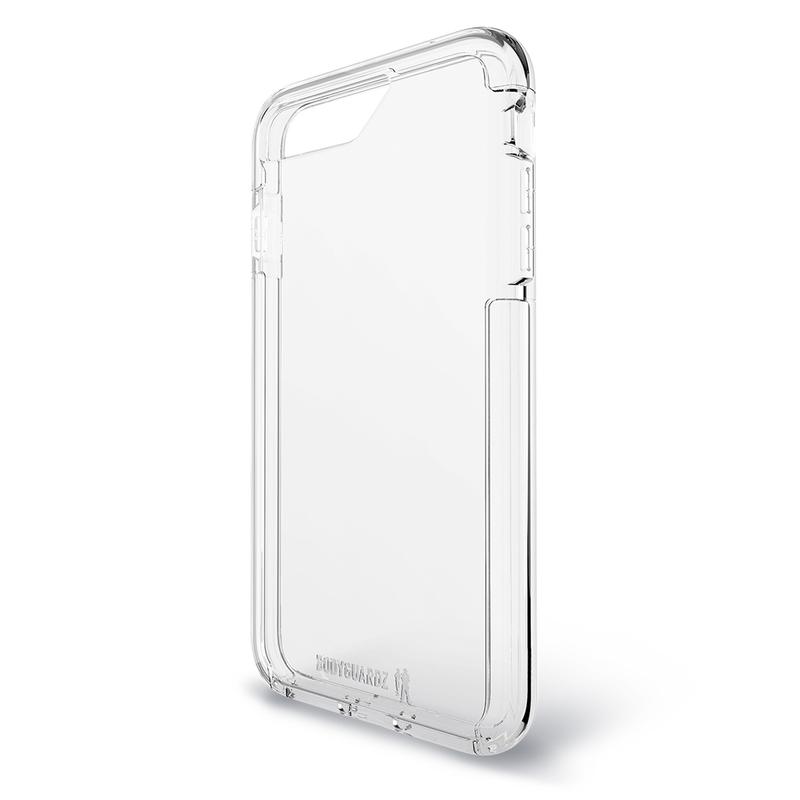 low priced 3d00f 5f3ef BodyGuardz Ace Pro Case Clear for iPhone 8 Plus/7 Plus