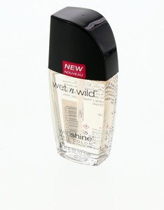 Wet N Wild Wild Shine Nail Color Protective Base Coat