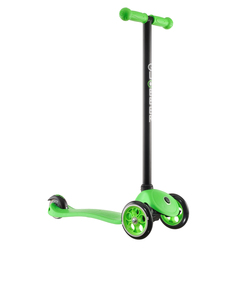 Globber My Free Fixed Solid Green/Black Scooter
