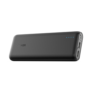 Anker PowerCore 15600mAh Black Power Bank