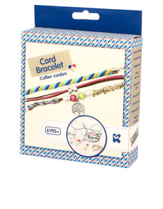 Keycraft Make Your Own Cord Bracelet Kit