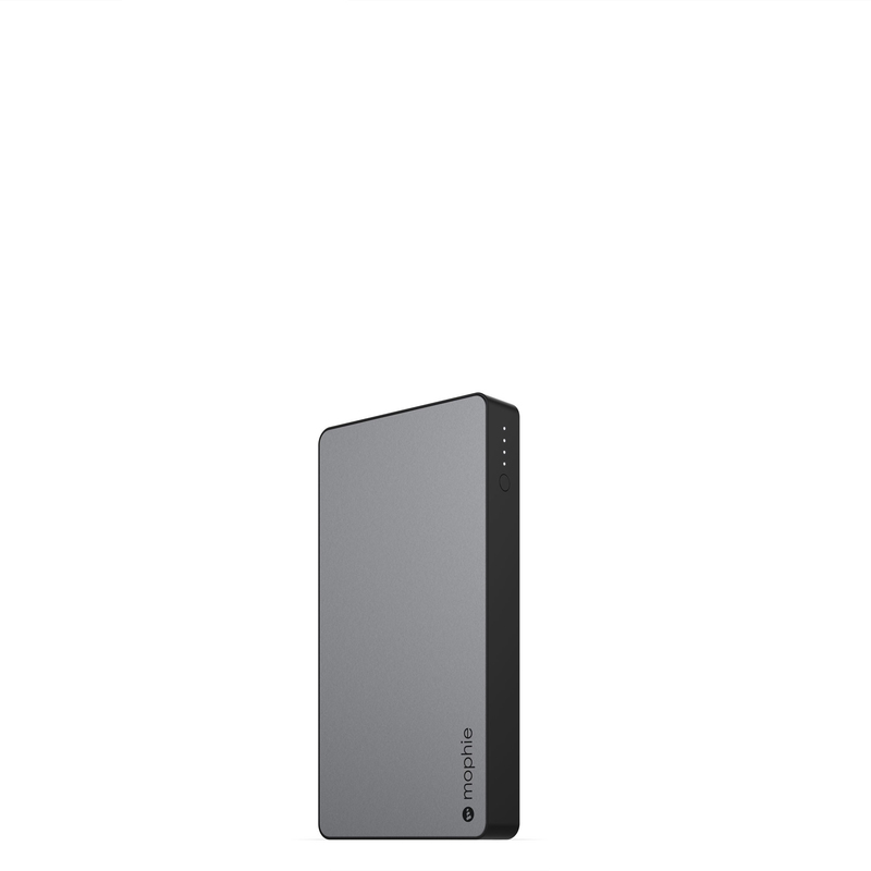 mophie powerstation xl 10000mah space grey power bank. Black Bedroom Furniture Sets. Home Design Ideas
