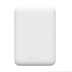 Adam Elements Gravity Mini 5000mAh Power Bank White