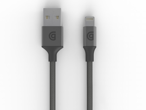 Griffin Premium Grey Lightning Cable 10Ft