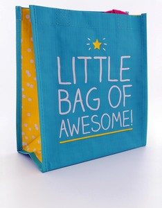 Happy Jackson Tote Little Bag Of Awesomeness