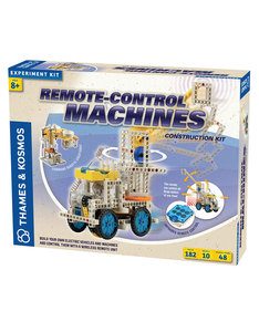 Thames & Kosmos Remote Control Machines Project Kit