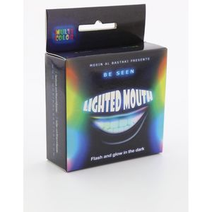 Moein Exclusive Magic Lighted Mouth Magic Trick