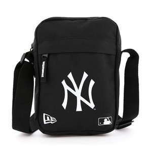 New Era MLB NY Yankees Side Men's Bag Black/White