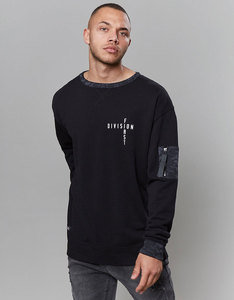 Cayler & Sons BL For All BLack Men Crewneck