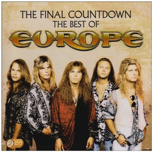 FINAL COUNTDOWN: THE BEST OF EUROPE (PORT)