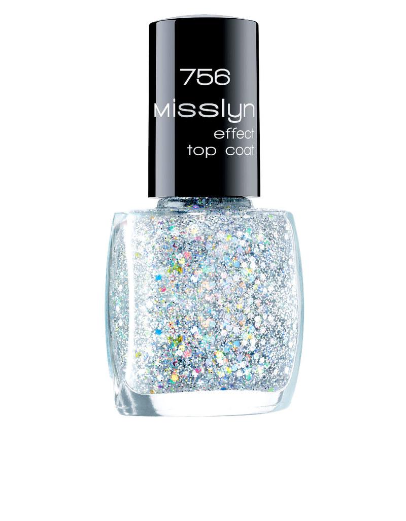 Misslyn Effect Top Coat No.756 Mirror Ball | Nails | Beauty | Virgin ...