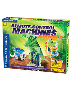 Thames & Kosmos Remote-Control Machines Animals Project Kit