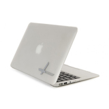 Tucano Nido Hard Shell Snap Case Transparent Macbook Air 13