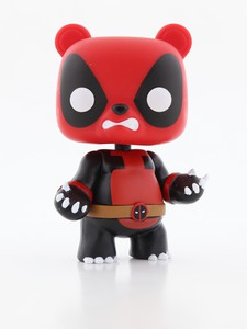 Funko Pop Deadpool Playtime Pandapool Vinyl Figure