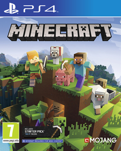 Minecraft - Starter Collection - PS4