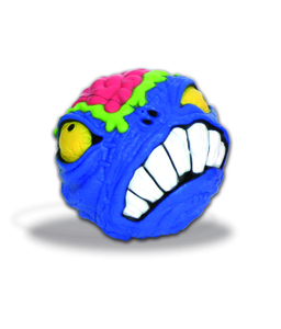 Mad Hedz Brain Biter Blue Logical Toy
