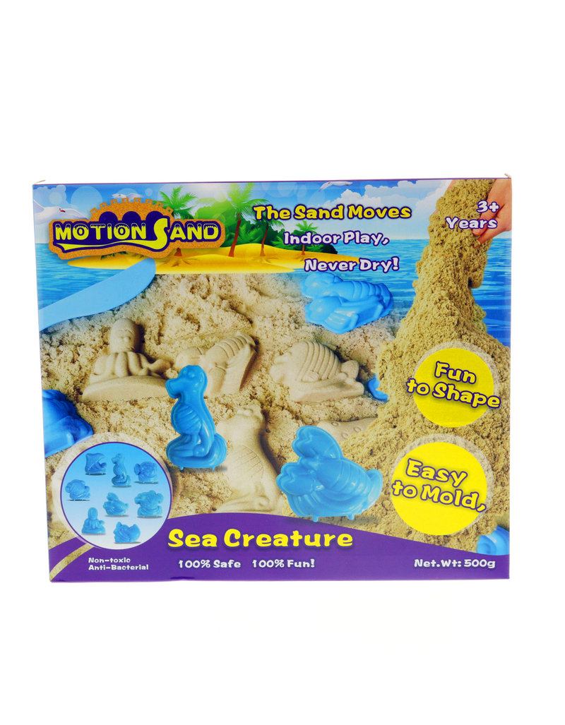 Fanssi 3D Sand Box Sea Creature
