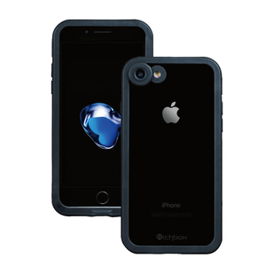 Richbox Waterproof Case Jet Black For iPhone 7