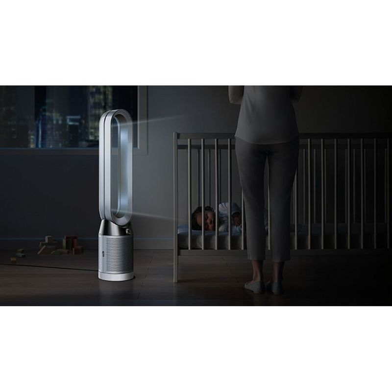 Dyson Pure Cool Purifier Fan - Tower (White/Silver)