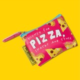 The Happy News Money for Pizza Small Purse