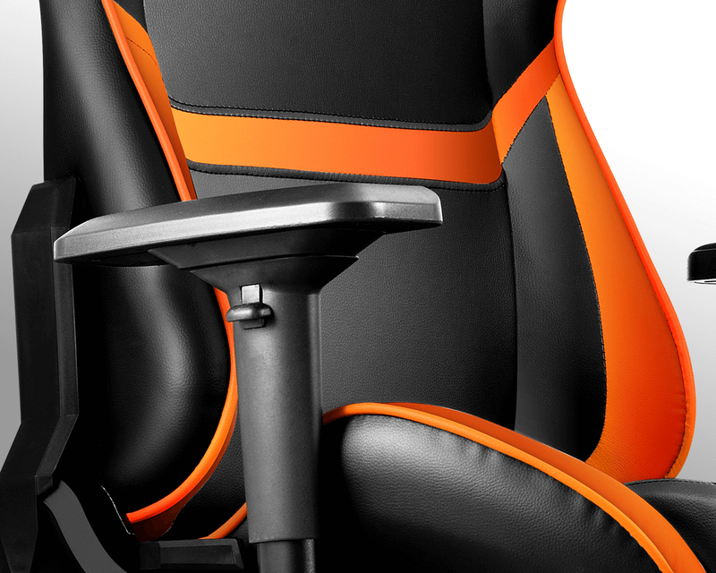 Cougar Armor Orange Gaming Chair Gaming Chairs Gaming