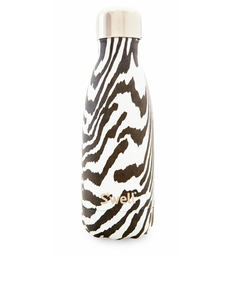 S'well 9Oz Exotics Collection Noir Zebra Bottle