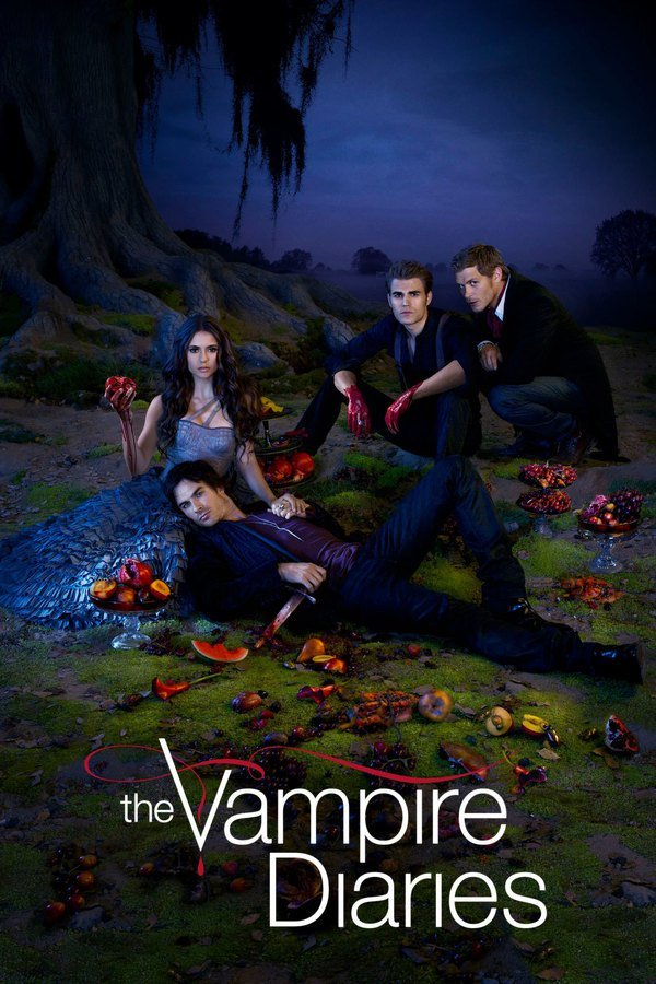 The Vampire Diaries: Season 1-5