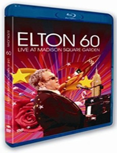 60 LIVE AT MADISON SQUARE GARDEN BLU-RAY