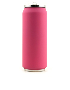 Yoko Soft Touch 500Ml Pink Travel Mug