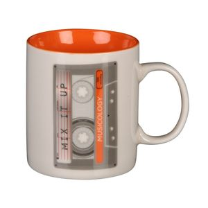Harvey Makin Musicology Cassette Mix It Up Mug