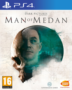 The Dark Pictures Anthology: Man of Medan [Pre-owned]