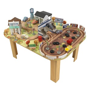 Kidkraft Cars 3 Thomasville Track Set & Table