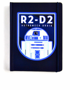 Star Wars R2-D2 Icon A5 Notebook