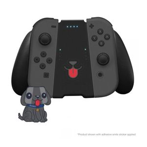 Hyperkin Pupper Controller Attachment with Backup Battery for Nintendo Switch Joy-Con