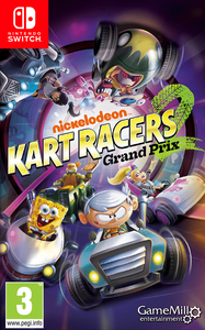 Nickelodeon Kart Racers 2 Grand Prix - Nintendo Switch