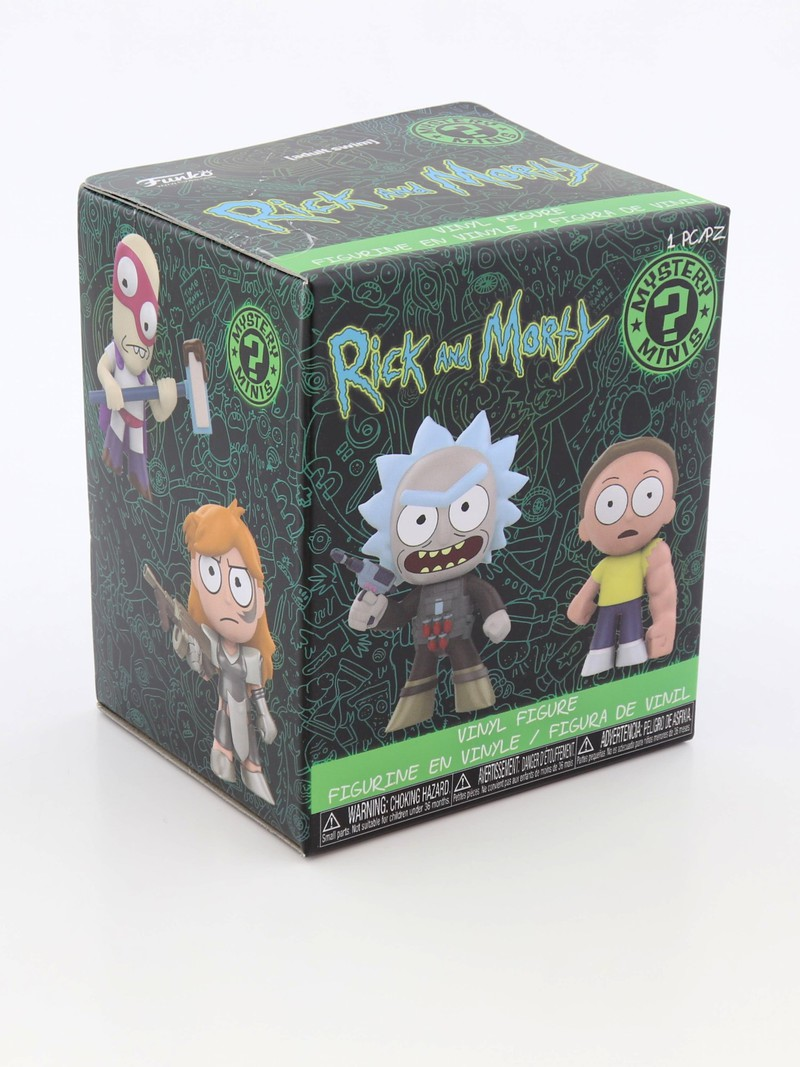 Funko Mystery Minis Rick & Morty Series 2