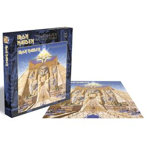 Iron Maiden Powerslave Jigsaw Puzzle [500 Pieces]