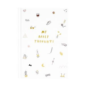 Kikki.K My Daily Thoughts Journal Your Story
