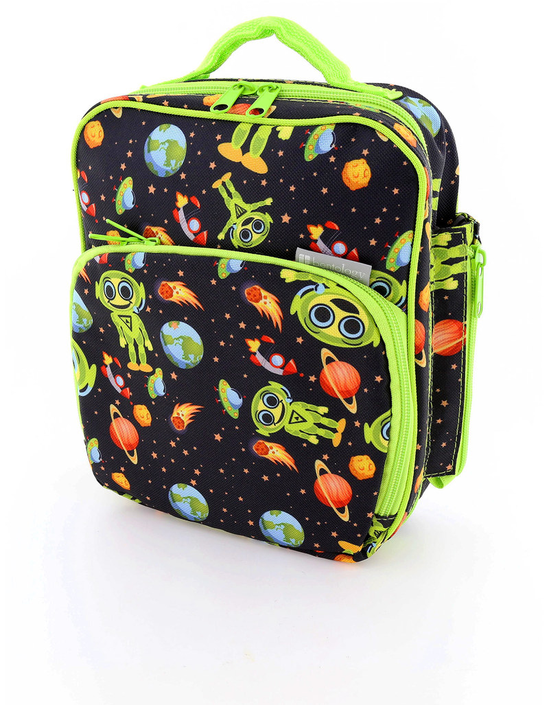 Bentology Alien Insulated Lunch Tote