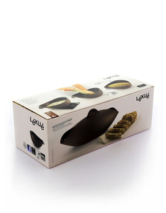 Lekue Mini Bread Maker Brown 24cm